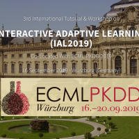 ECML-PKDD Tutorial 2019: From interactive Machine Learning to Explainable AI