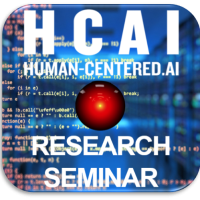 706.996 Human-Centered AI Research Seminar (compulsory 5 ECTS)